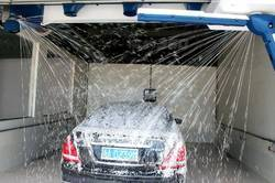Automatic Touchless Jet Car wash