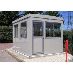 Gatehouse Security Cabin