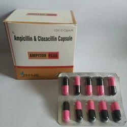 Ampicillin 250 Mg Cloxacillin 250 Mg Tablets