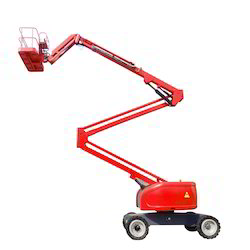 Self Propelled Boom Lift