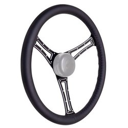 Polyurethane Black Mahindra Tractor Steering Grip, Packaging Type: Box