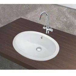 White Ceramic Table Top Wash Basin