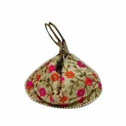 Printed Cotton Ladies Designer Bag
