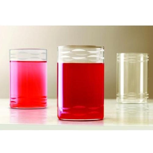 Borosil Plain Drinking Glass