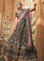 Bridal Wear Latest Designer Heavy Lehenga Cholis