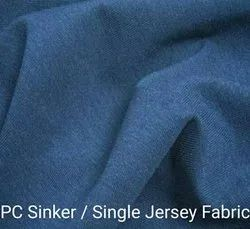 PC Single Jersey Knitted Fabric