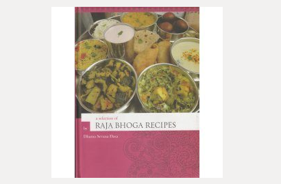 Selection of raja bhoga recipes book ms hare krishna das selection of raja bhoga recipes book forumfinder Images
