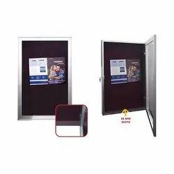 Modular Open Door Notice Board