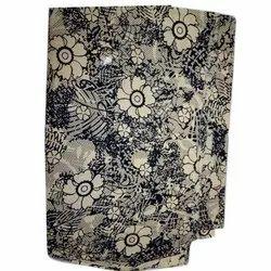 44-54 Inch Stylish Printed Cotton Kurti Fabric, GSM: 100-150 GSM