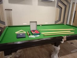 Snooker Table:- Bajaj