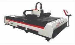 Fiber Metal Sheet Laser Cutting Machine