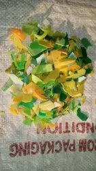 Green A1 plastic pp scrap