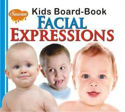 Kids Board Book Facial Expressions