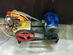 Cast Iron High pressure Car Wahser, For Industrial