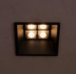 PRR Tom 1a Black Concealed Light