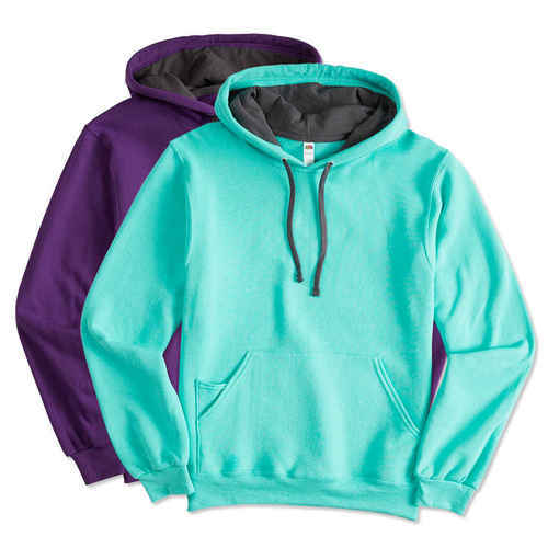 1bd8a93f Mens Woolen Plain Hoodies, Size: S, M And L, Rs 350 /piece | ID ...