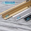 Stainless Steel Groove Patti / Profile