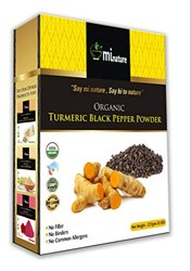 Organic Turmeric Black Pepper Powder