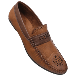 MENS-LOAFER LEATHER- SHOES