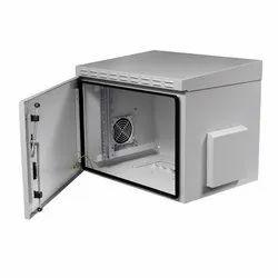 New Design Powder Coated Outdoor Cabinet/Industrial Rack