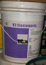 Elastomeric Waterproofing Paint, Packaging Type: Bucket