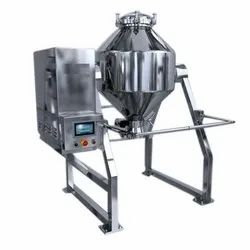 SS Double Cone Blender