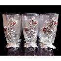 Susajjit Decor Decorative Drinking Glass