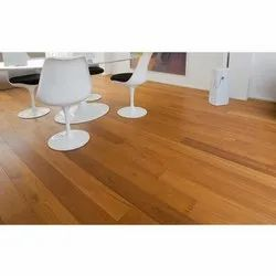 Burmese Teak Wood Flooring