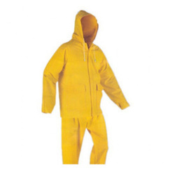 Yellow PVC Boiler Suit
