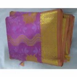 Party Wear Ikkat Patola Saree, Packaging Type: Packet