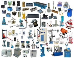 Laboratory Testing Equipment &Chemicals supplier