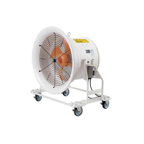 Suiden Three Phase Large Portable Exhaust Fan | ID ...
