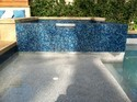 Glass Mosaic Tiles for Fountains and Spas