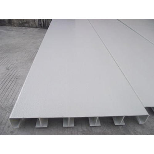Cooling Tower Components - FRP Deck Panels Manufacturer from