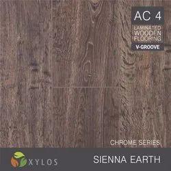 Sienna Earth Laminate Wooden Flooring