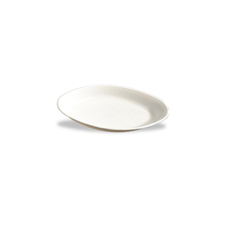 MELAMINE BOAT CHAT PLATE