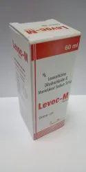 Levocetrizine & Montelukast Sodium Syrup