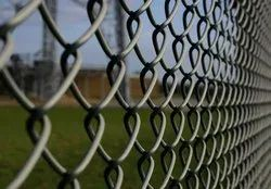 Iron Chain Link Fencing