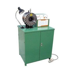 Automatic Hose Pipe Crimping Machine