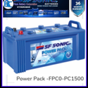 PC1500 Sf Sonic Inverter Battery