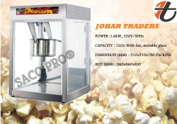 SS BIG Pop Corn Machine