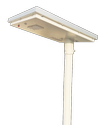 11w Premium Solar Street Light