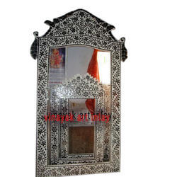 Thikri Glass Decorative Mirror Frame
