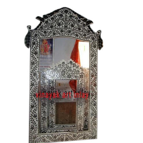 fce1d1d2de5c Thikri Glass Decorative Mirror Frame