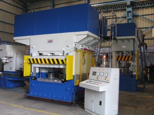 H Frame Hydraulic Fabricated Type Press
