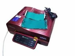 Semi-Automatic Absprints 3D Sublimation Machine for Gifts Printing, Rock Stones, Power: 2900 W