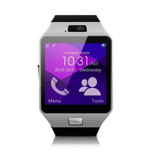 c2a698ce949 Silver DZ09 Smart Watch, Rs 400 /piece, J Star Mobile Accessories ...