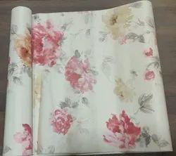 Colorful Flower Pattern Design Wallpaper