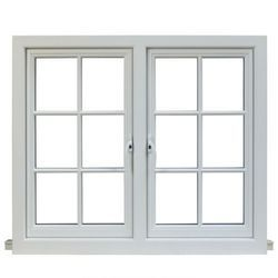 UPVC Horizontal Windows