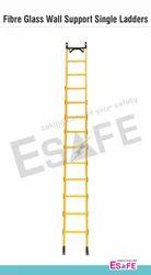 Heavy Duty Wall Support Single Ladders